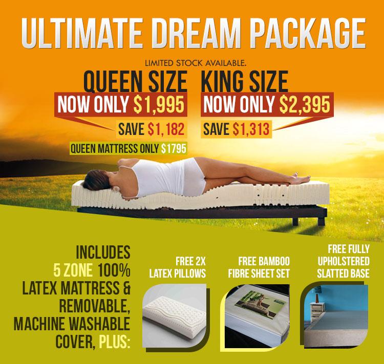 Ultimate Dream Package